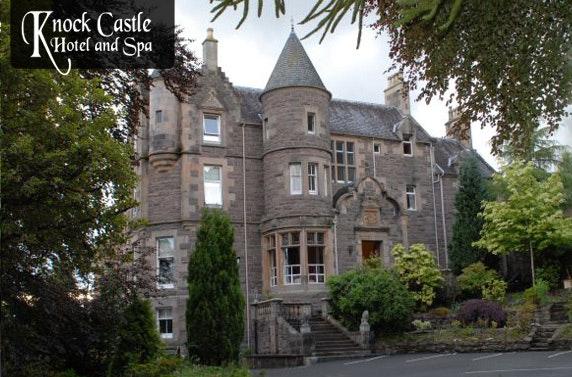 Knock Castle Spa Day