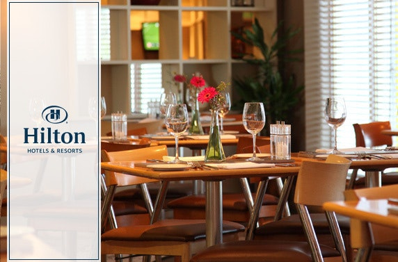 Sunday Carvery at Hilton Aberdeen Treetops - save 54%
