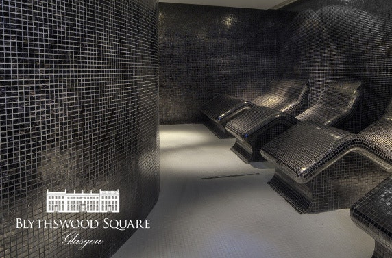 Five star pampering at The Spa at Blythswood Square