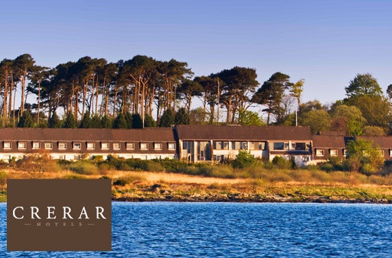 Spa getaway to the Isle of Mull