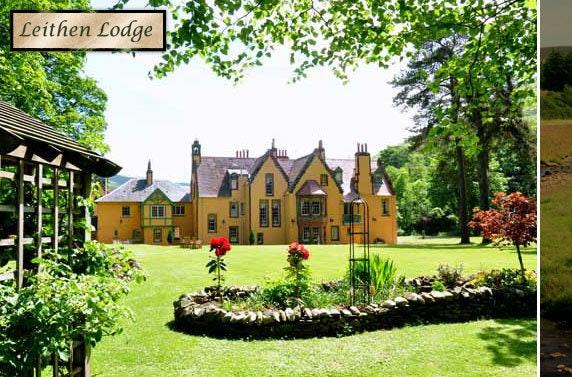 Luxury Lodges near Peebles