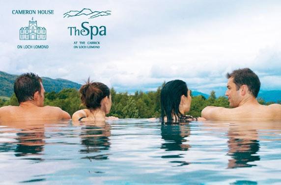 Spa Deals Scotland Itison