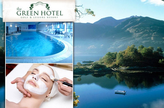 Windlestrae Hotel Kinross Spa Day