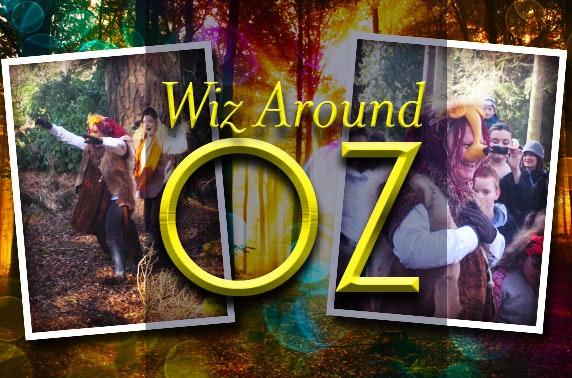 Plays in the Park: Wiz Around Oz