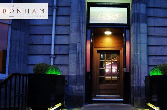 Bonham Restaurant Edinburgh Menu