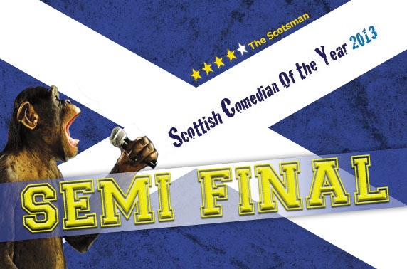 Scottish Comedian of the Year Semi-Final