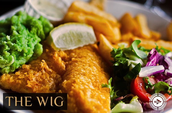 The Wig Bar Kitchen Aberdeen