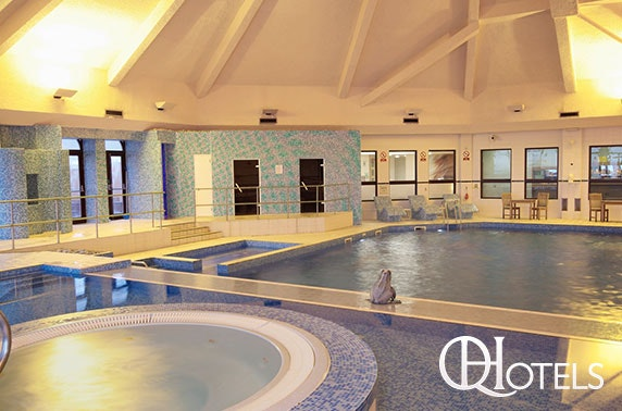 4* Spa day at Westerwood Resort