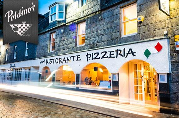 Poldino S Restaurant Pizzeria Aberdeen