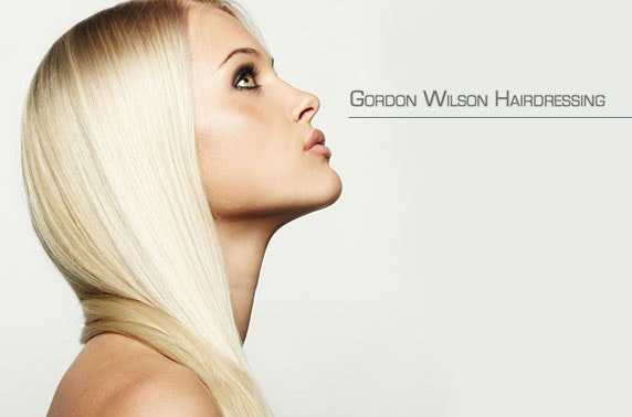 Image result for gordon wilson hairdressing edinburgh