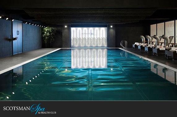 Scotsman hotel spa edinburgh - Sonic locations in washington