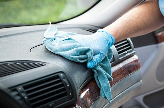 Full car valet itison - Car wash interior shampoo near me ...