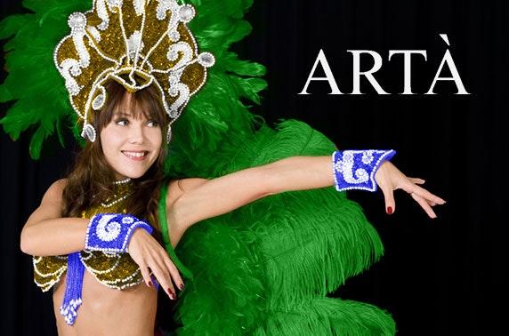 Brazilian Carnival @ Arta