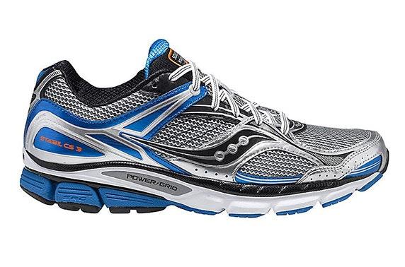 Saucony Stabil Cs Mens Running Shoes