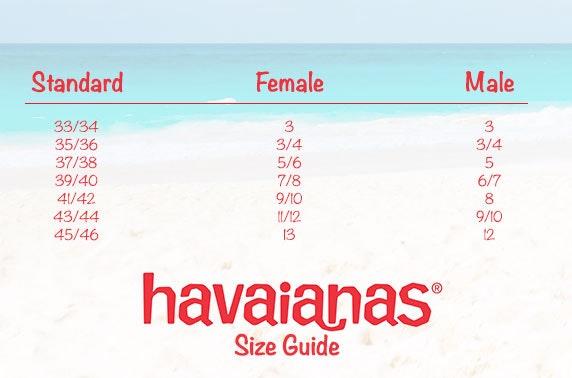 2afb46c86 White Havaianas Slim Flip-Flops – itison