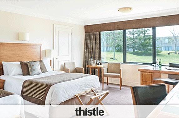 Thistle Airport Hotel Aberdeen