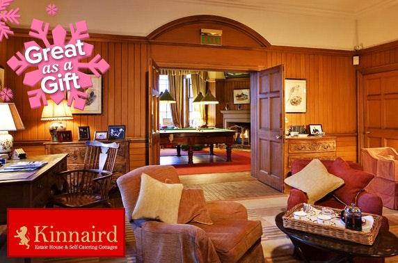 Kinnaird estate bed and breakfast