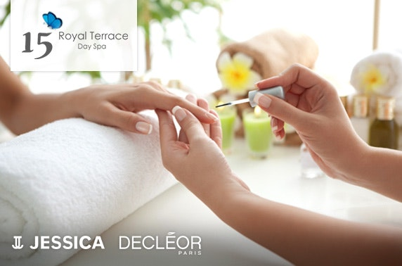 15 royal terrace spa day itison for 16 royal terrace glasgow