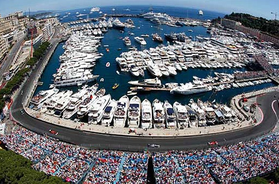 Monaco Grand Prix 2018 tickets