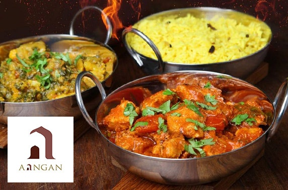 Aangan indian dining cupar messages itison for Aangan indian cuisine