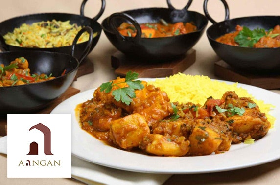 Aangan indian dining cupar itison for Aangan indian cuisine