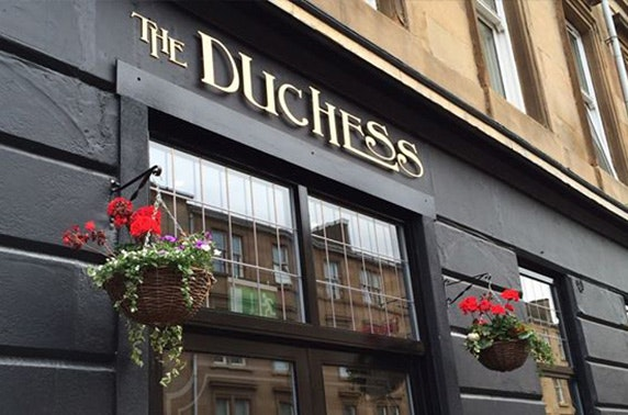 The Duchess of Duke Street burgers & beer