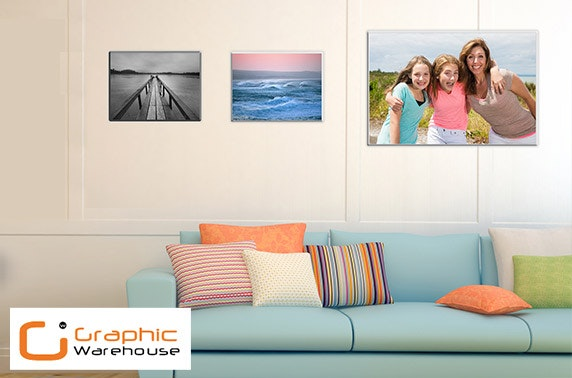 personalised canvas print deals