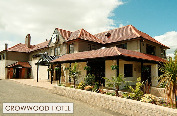 Crowwood House Hotel Glasgow