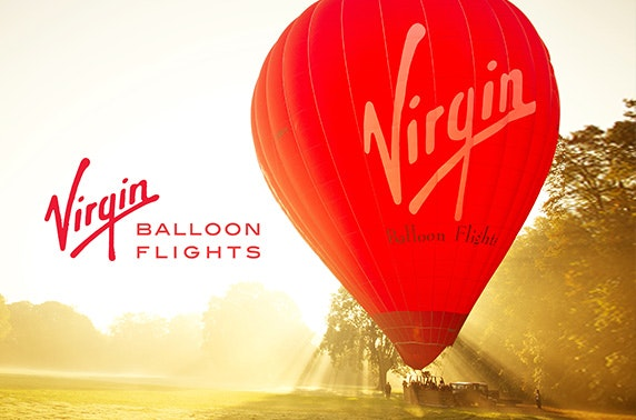 Virgin Hot Air Balloon Ride Itison