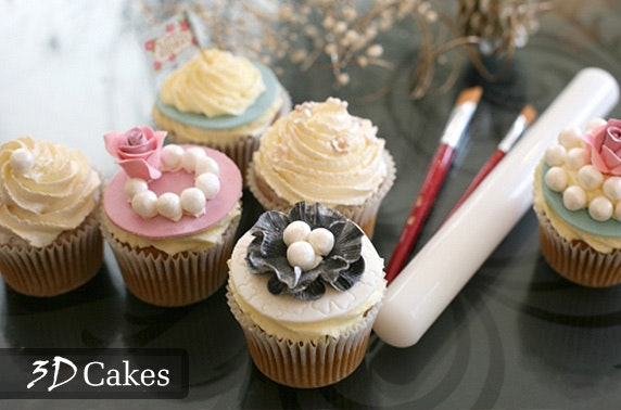 Cupcake Decorating Classes Glasgow