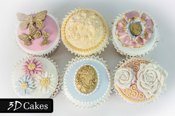 Cupcake Decorating Classes Glasgow