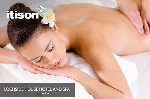 Lochside Hotel Spa Deals
