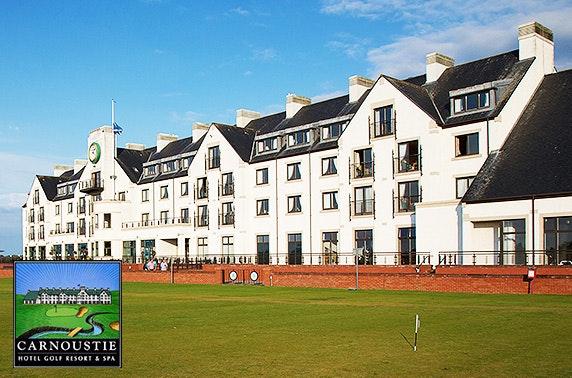 Carnoustie Hotel Deals