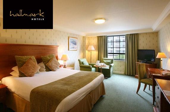 4* Hallmark Hotel DBB – from £95