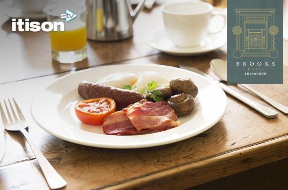 Brooks Hotel Edinburgh Deals