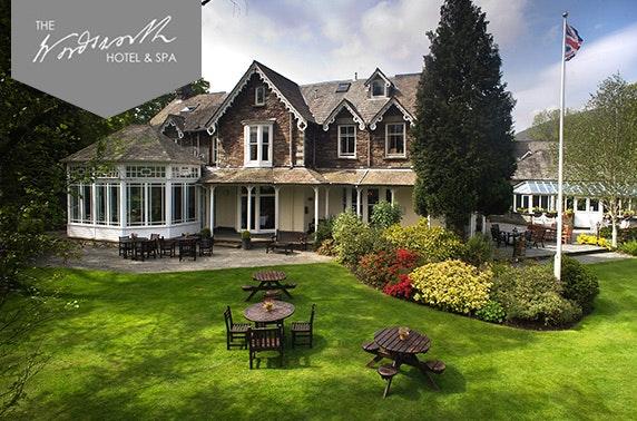Wordsworth Hotel Spa Treatments