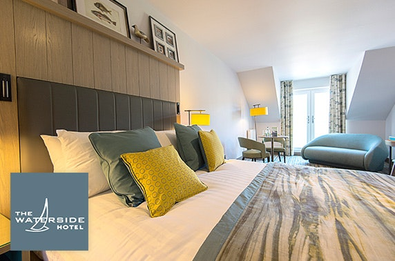 4* The Waterside Hotel DBB - £89