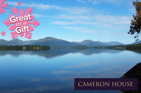 Cameron House Hotel Spa Day