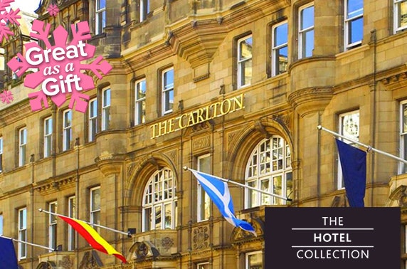 Edinburgh Carlton Hotel Spa