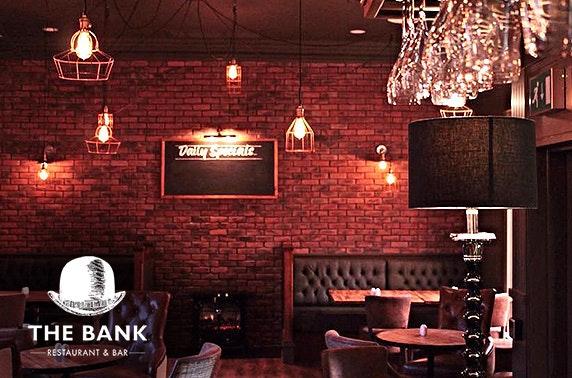 The Bank Restaurant Bar Gateshead
