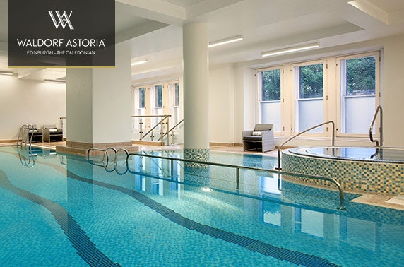 Guerlain Spa, 5* Waldorf Astoria Edinburgh