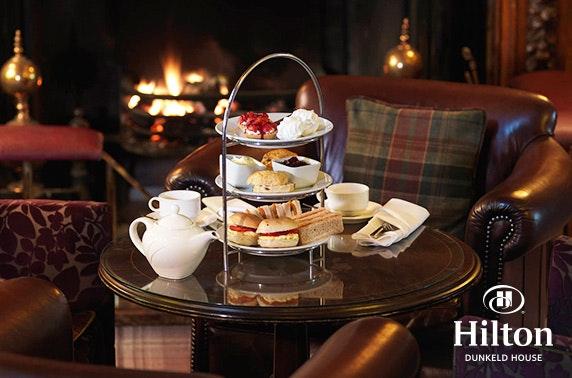 Newton House Hotel Afternoon Tea