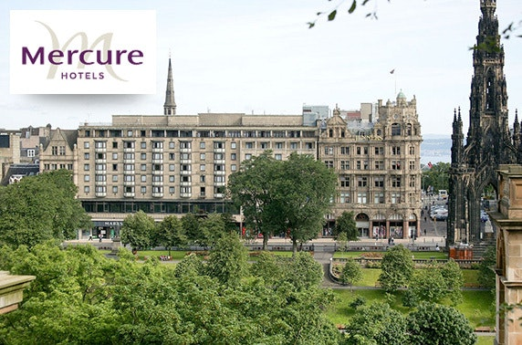 Mercure Edinburgh DBB