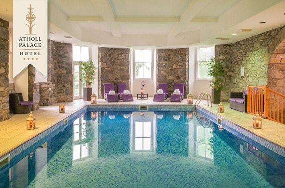 Atholl Palace Hotel Spa Deals