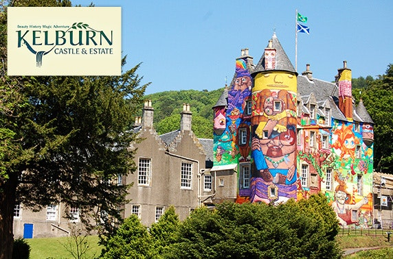Kelburn tickets from £3pp