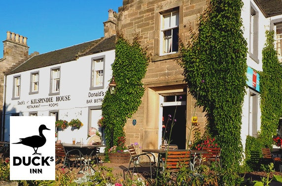 Ducks Inn BB, East Lothian - £69