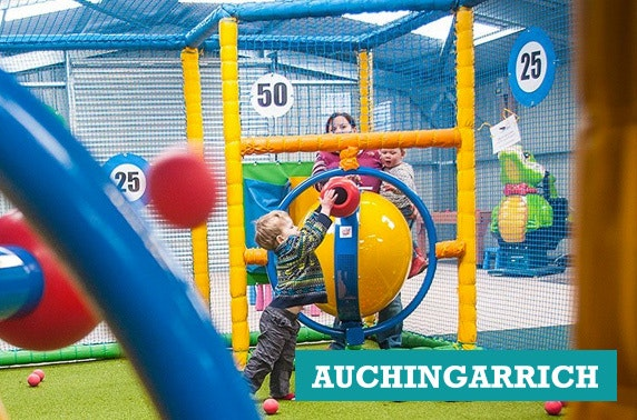 Auchingarrich Wildlife Park tickets