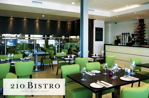 210 Bistro dining