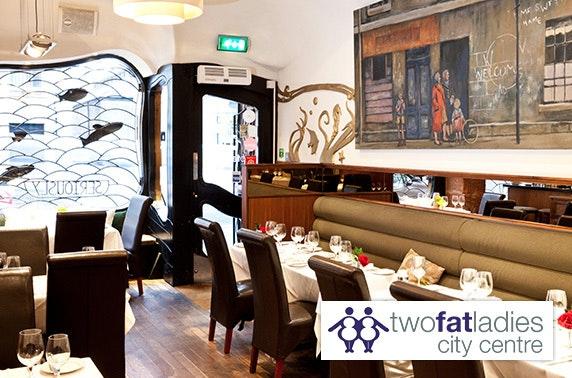 Restaurant deals glasgow city centre