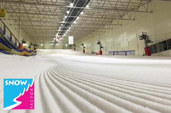 Snow Factor lift passes, Braehead